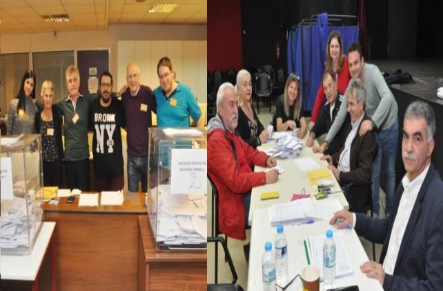 Πρώτη η Γεννηματά σε Βύρωνα και Καισαριανή – Αναλυτικά αποτελέσματα εκλογών