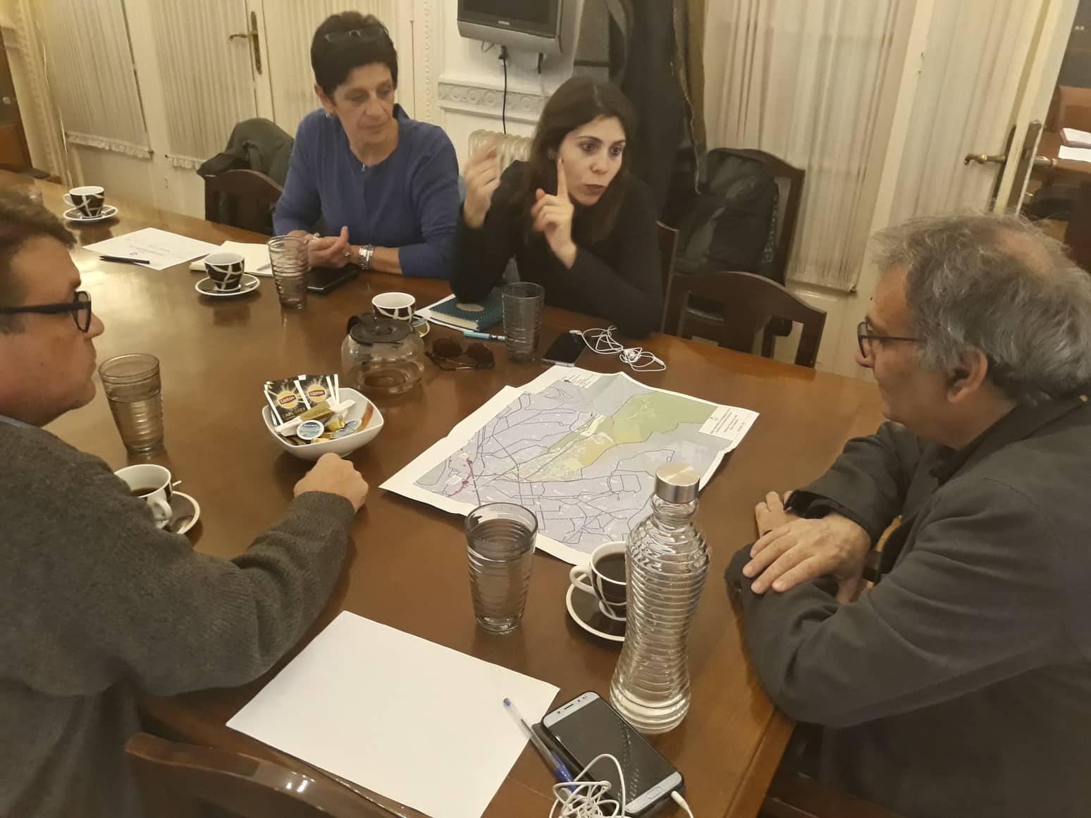 Στον ΟΑΣΑ η Συνεργασία Πολιτών Καισαριανής για προβλήματα του 224