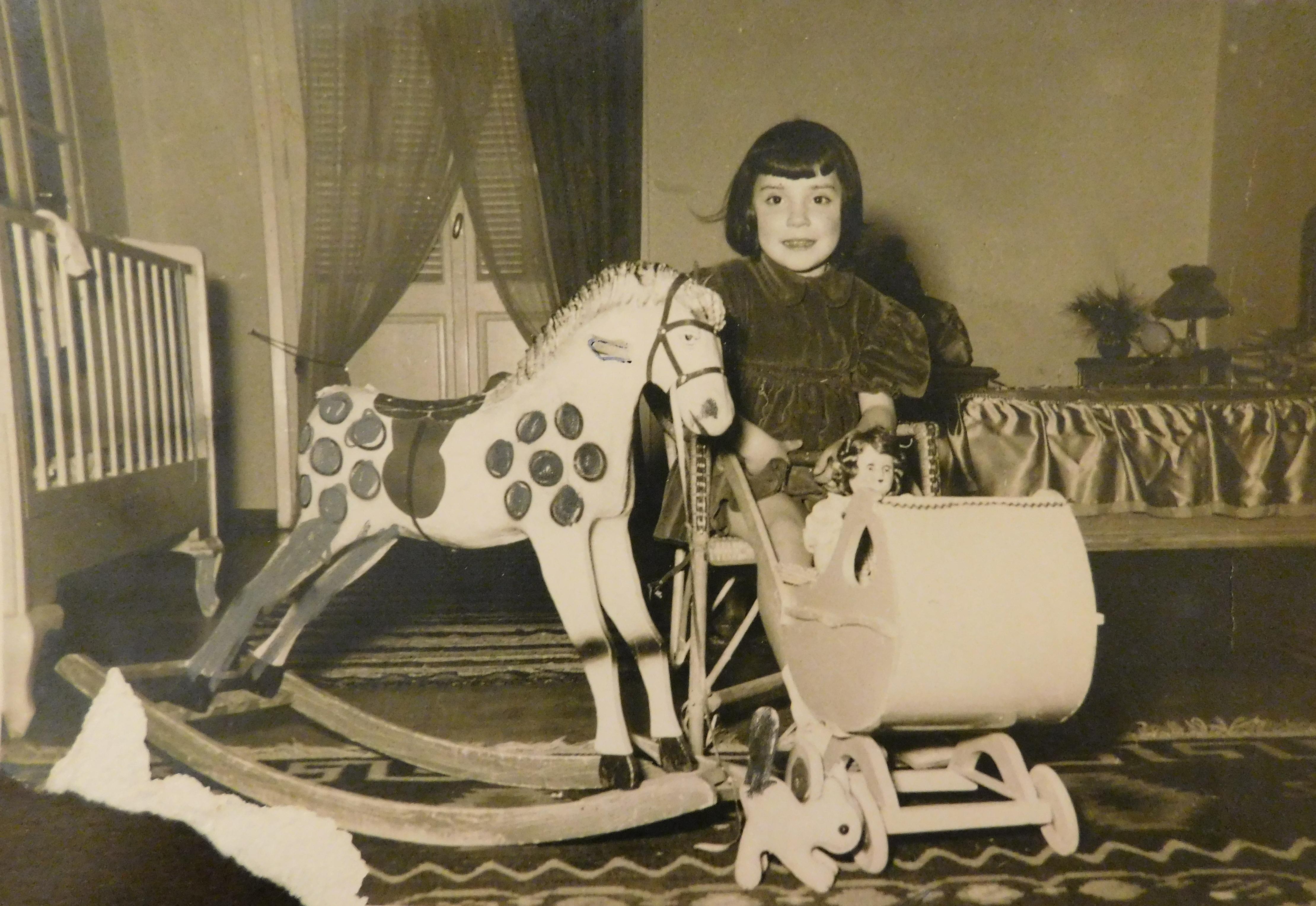 Χριστούγεννα και παιδικά παιχνίδια στη δεκαετία του '50