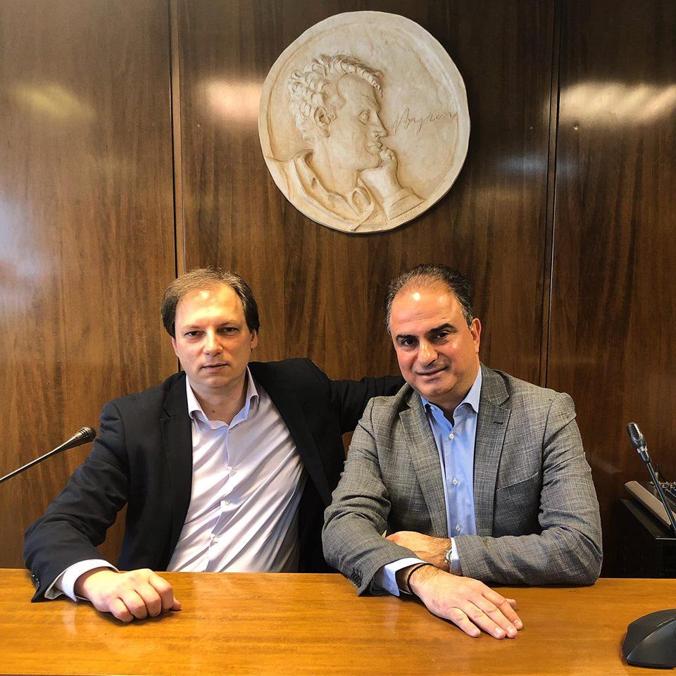 Αλέξη Σωτηρόπουλο για δήμαρχο Βύρωνα στηρίζει επίσημα ο Παναγιώτης Κόνσουλας