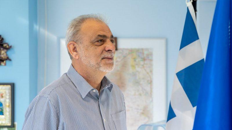 Βαλασόπουλος – Δήλωση για το εκλογικό αποτέσλεσμα